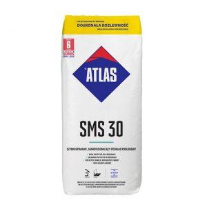 Atlas SMS30 Egaline Egalistatie mortel