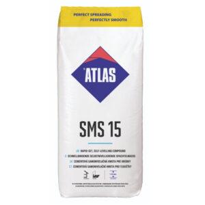 Atlas SMS15 Egaline Egalisatiemortel